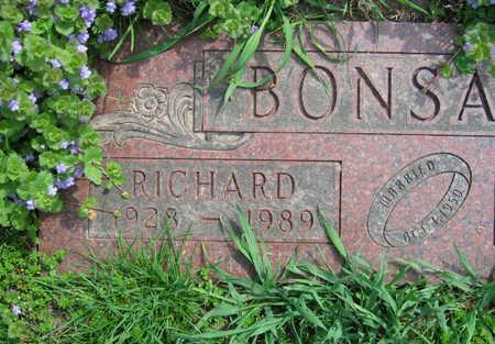 BONSALL, RICHARD - Linn County, Iowa | RICHARD BONSALL