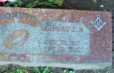 BONTTY, EDMUND Z. II - Linn County, Iowa | EDMUND Z. II BONTTY