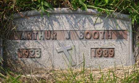 BOOTH, ARTHUR J. - Linn County, Iowa | ARTHUR J. BOOTH