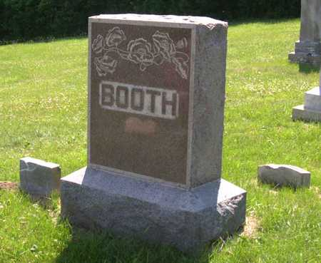 BOOTH, FAMILY STONE - Linn County, Iowa | FAMILY STONE BOOTH