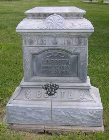 BOOTH, L. G. - Linn County, Iowa | L. G. BOOTH