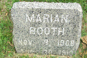 BOOTH, MARIAN - Linn County, Iowa | MARIAN BOOTH