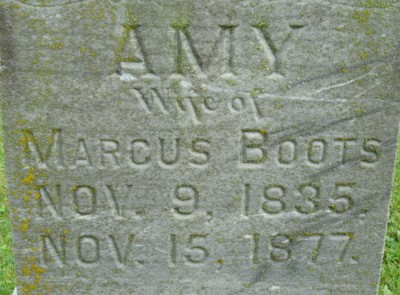BOOTS, AMY - Linn County, Iowa | AMY BOOTS