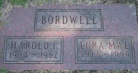 BORDWELL, LORA - Linn County, Iowa | LORA BORDWELL