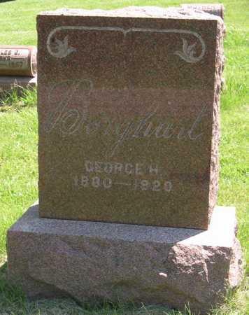 BORGHART, GEORGE H. - Linn County, Iowa | GEORGE H. BORGHART