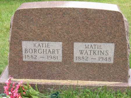 BORGHART, KATIE - Linn County, Iowa | KATIE BORGHART