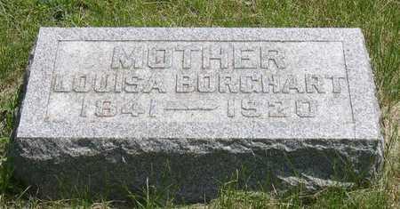 BORGHART, LOUISA - Linn County, Iowa | LOUISA BORGHART
