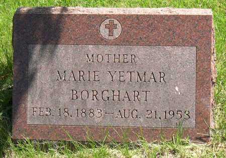 BORGHART, MARIE - Linn County, Iowa | MARIE BORGHART