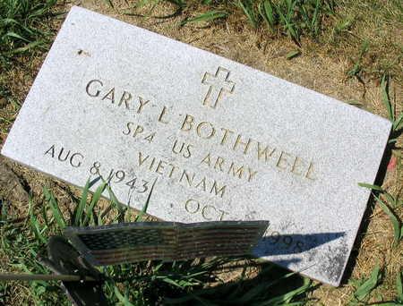 BOTHWELL, GARY L. - Linn County, Iowa | GARY L. BOTHWELL
