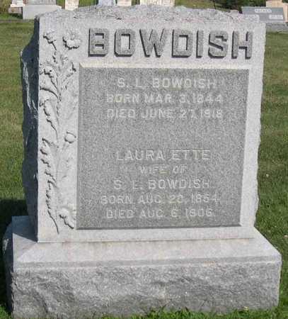 BOWDISH, S.L. - Linn County, Iowa | S.L. BOWDISH