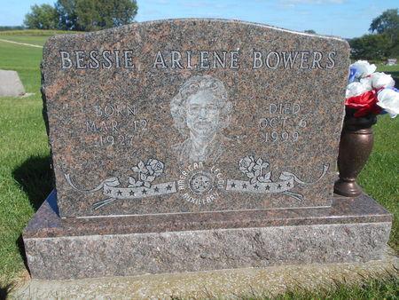 BOWERS, BESSIE ARLENE - Linn County, Iowa | BESSIE ARLENE BOWERS