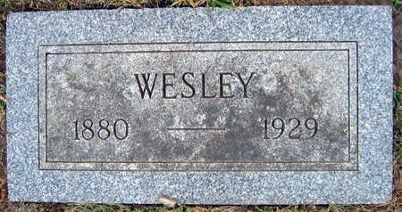 BOXA, WESLEY - Linn County, Iowa | WESLEY BOXA