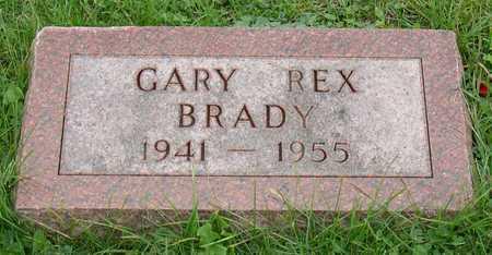 BRADY, GARY REX - Linn County, Iowa | GARY REX BRADY