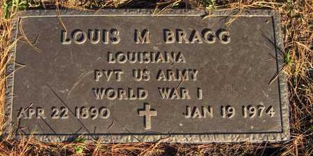 BRAGG, LOUIS M. - Linn County, Iowa | LOUIS M. BRAGG