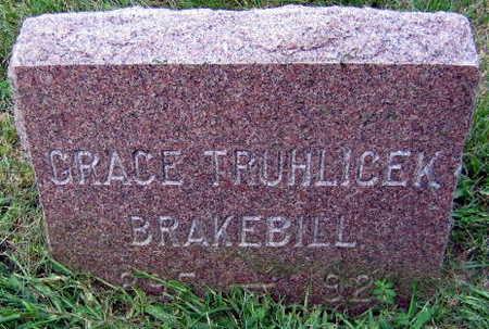 BRAKEBILL, GRACE - Linn County, Iowa | GRACE BRAKEBILL
