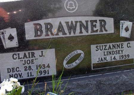 BRAWNER, CLAIR J.