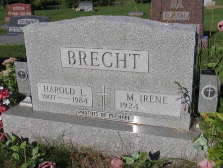 BRECHT, HAROLD L. - Linn County, Iowa | HAROLD L. BRECHT