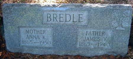 BREDLE, JAMES V. - Linn County, Iowa | JAMES V. BREDLE