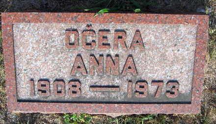 BREJCHA, ANNA - Linn County, Iowa | ANNA BREJCHA