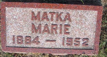 BREJCHA, MARIE - Linn County, Iowa | MARIE BREJCHA