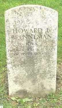 BRENNEMAN, HOWARD B. - Linn County, Iowa | HOWARD B. BRENNEMAN