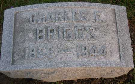 BRIGGS, CHARLES E. - Linn County, Iowa   CHARLES E. BRIGGS
