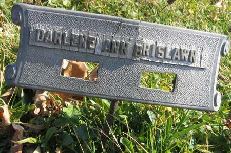 BRISLAWN, DARLENE ANN - Linn County, Iowa | DARLENE ANN BRISLAWN