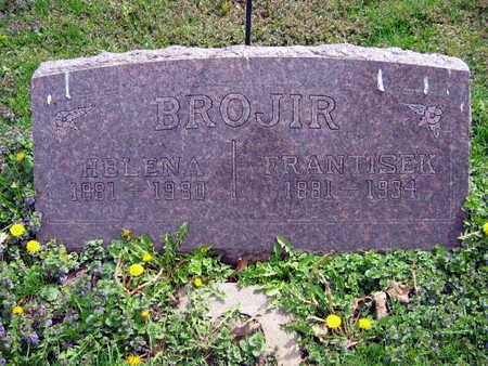 BROJIR, HELENA - Linn County, Iowa | HELENA BROJIR