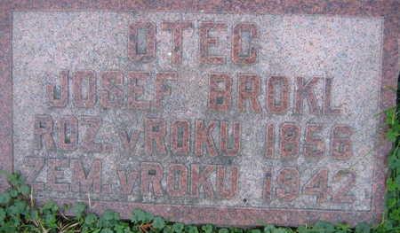 BROKL, JOSEF - Linn County, Iowa   JOSEF BROKL
