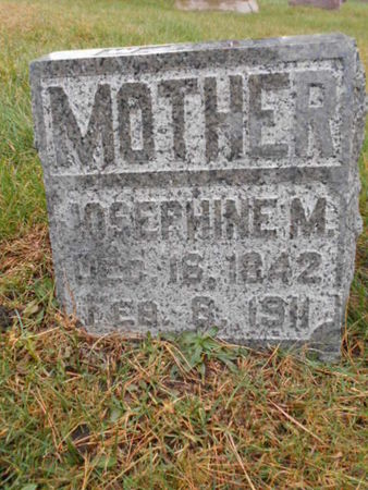 BROOKMAN, JOSEPHINE M. - Linn County, Iowa | JOSEPHINE M. BROOKMAN
