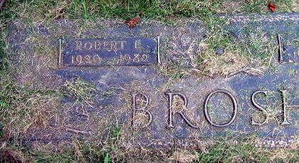 BROSH, ROBERT E. - Linn County, Iowa | ROBERT E. BROSH