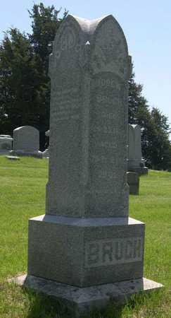BRUGH, ANDREW J. - Linn County, Iowa | ANDREW J. BRUGH