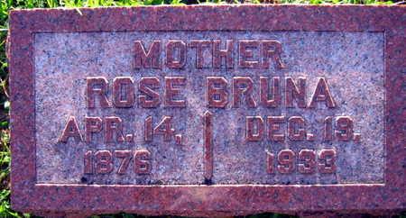 BRUNA, ROSE - Linn County, Iowa | ROSE BRUNA