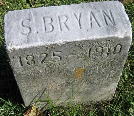 BRYAN, S. - Linn County, Iowa | S. BRYAN
