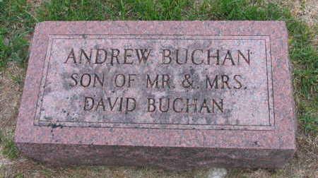 BUCHAN, ANDREW - Linn County, Iowa | ANDREW BUCHAN