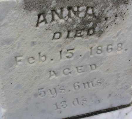 BUCHTELA, ANNA - Linn County, Iowa | ANNA BUCHTELA