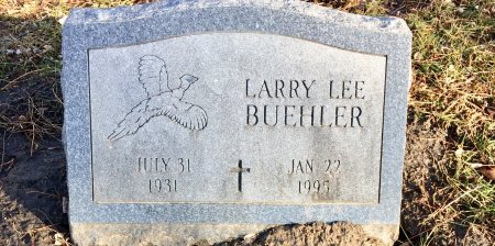 BUEHLER, LARRY LEE - Linn County, Iowa | LARRY LEE BUEHLER