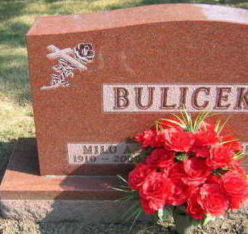 BULICEK, MILO A. - Linn County, Iowa | MILO A. BULICEK