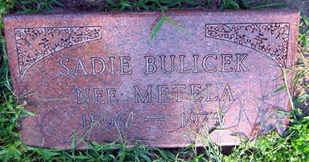 METELA BULICEK, SADIE - Linn County, Iowa | SADIE METELA BULICEK