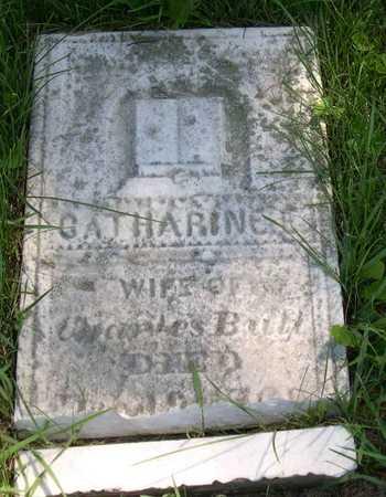 BULL, CATHARINE E. - Linn County, Iowa | CATHARINE E. BULL