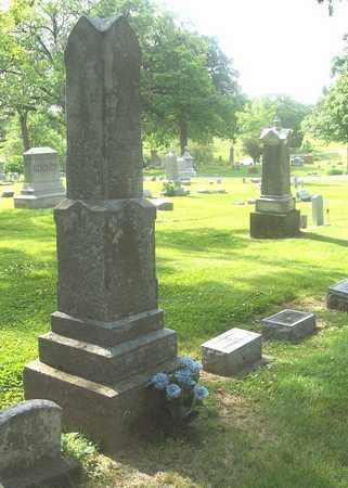 BUNTING, FAMILY STONE - Linn County, Iowa | FAMILY STONE BUNTING