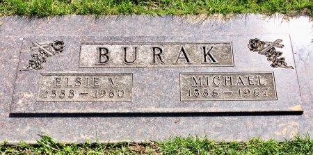 BURAK, ELSIE V. - Linn County, Iowa | ELSIE V. BURAK
