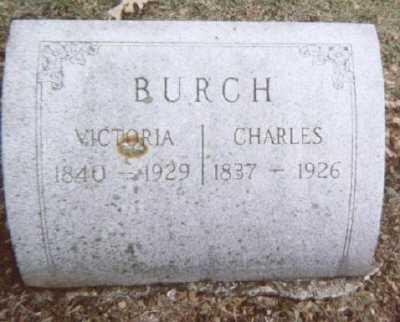 BURCH, VICTORIA - Linn County, Iowa | VICTORIA BURCH