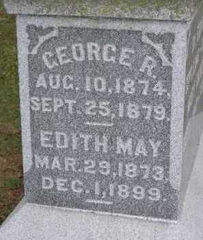 BURD, GEORGE R. - Linn County, Iowa | GEORGE R. BURD