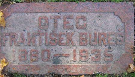 BURES, FRANTISEK - Linn County, Iowa   FRANTISEK BURES