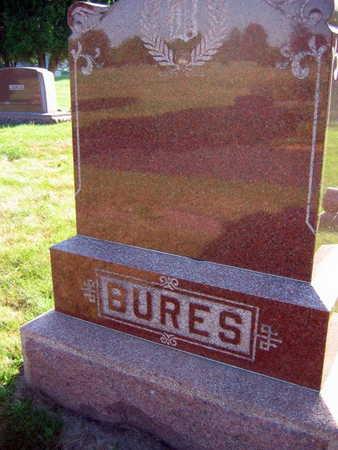BURES, FAMILY STONE - Linn County, Iowa | FAMILY STONE BURES