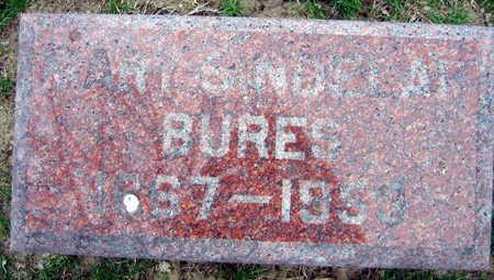SINDELAR BURES, MARY - Linn County, Iowa | MARY SINDELAR BURES