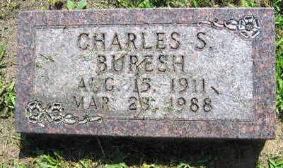 BURESH, CHARLES S. - Linn County, Iowa | CHARLES S. BURESH