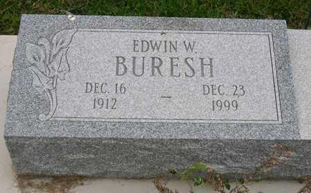 BURESH, EDWIN W. - Linn County, Iowa | EDWIN W. BURESH