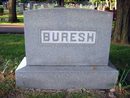 BURESH, FAMILY STONE - Linn County, Iowa | FAMILY STONE BURESH